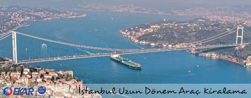 İstanbul Uzun Dönem Araç Kiralama