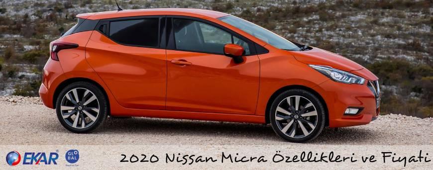 2020 Nissan Micra Özellikleri ve Fiyatı , Nissan Micra 2020 Araç Kiralama