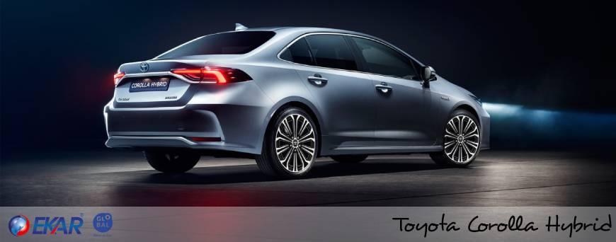 2020 Toyota Corolla Hybrid Özellikleri - Toyota Corolla Hybrid 2020 Araç Kiralama Fiyatları