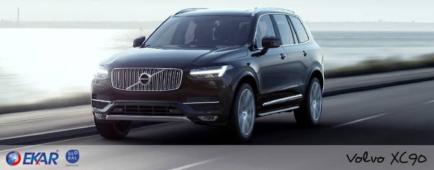 2020 Volvo XC90 Teknik Özellikleri Volvo XC90 Araç Kiralama Fiyatı