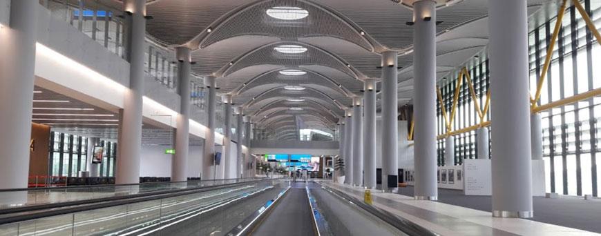 İstanbul Yeni Havalimanı Araç Kiralama
