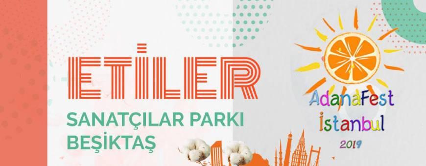 AdanaFest İstanbul 2019 Ekar Global Araç Kiralama