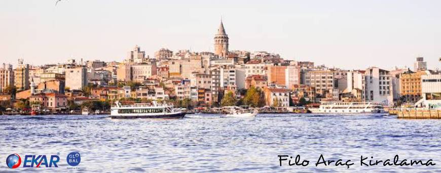 İstanbul Filo Kiralama Hizmeti