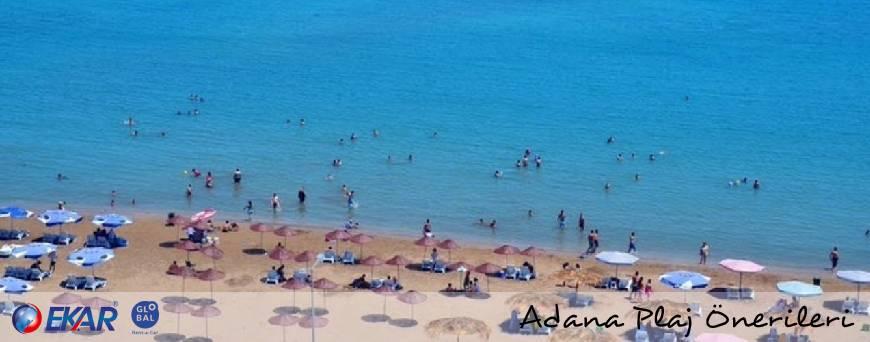 Adana Plaj Önerileri