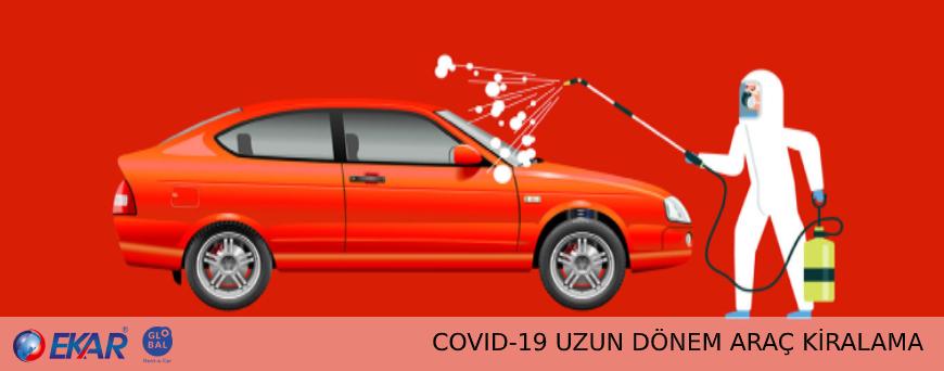 COVID-19 Uzun Dönem Araç Kiralama Avantajları