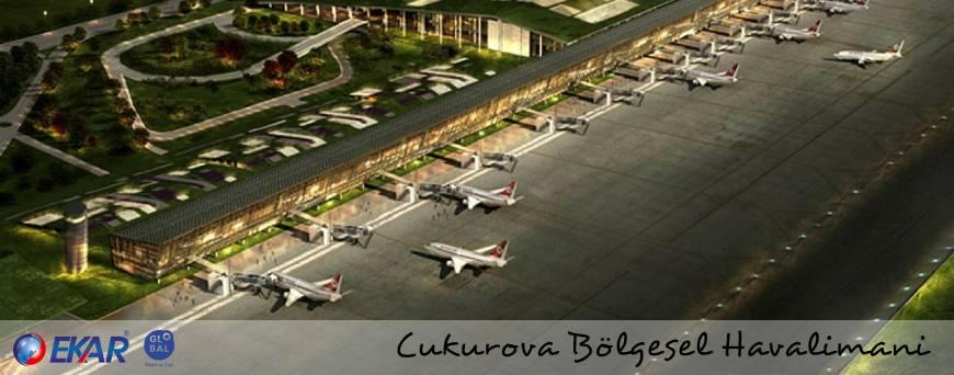 Çukurova Bölgesel Havalimanı , Çukurova Bölgesel Havalimanı Nerede?