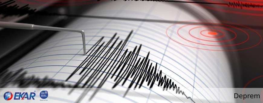 Deprem Anında Araba Kullanırken Ne Yapmalı? Depremde Araç Kullanmak