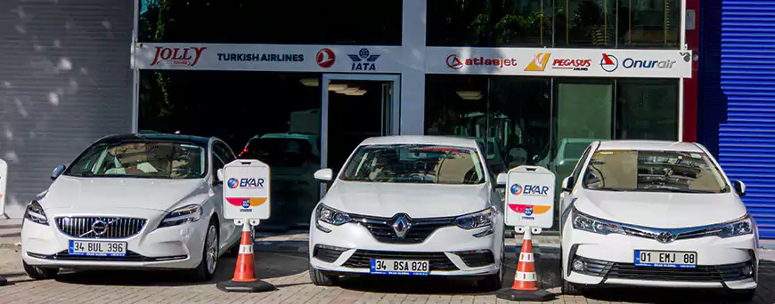 Filo kiralama hizmeti ekar global rent a car