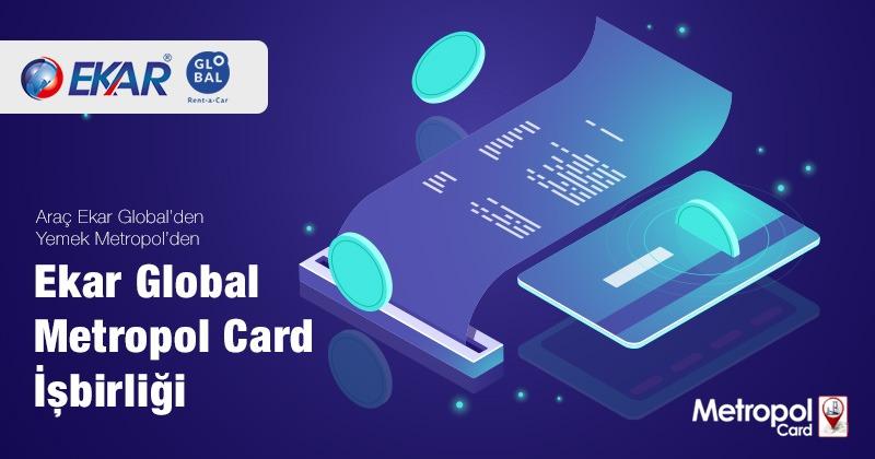 Ekar Global MetropolCard İş Birliği