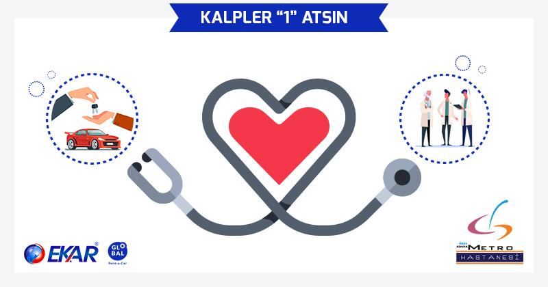 Ekar Global ve Özel Adana Metro Hastaneleri İş Birliği