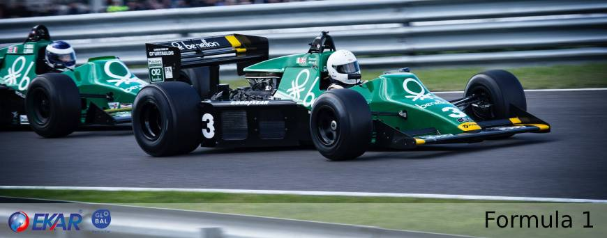 Formula 1 Grand Prix'i Türkiye'de