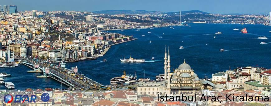 İstanbul'da Araç Kiralama Avantajları