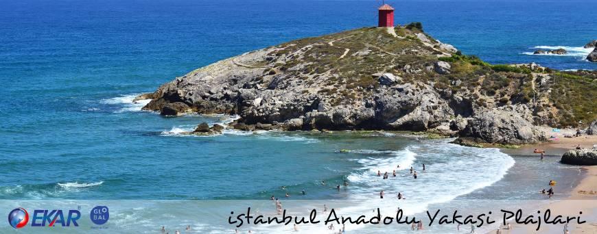 istanbul Anadolu Yakası Plaj Önerileri