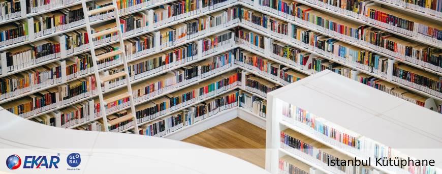 İstanbul'daki Kütüphaneler ve Ulaşım
