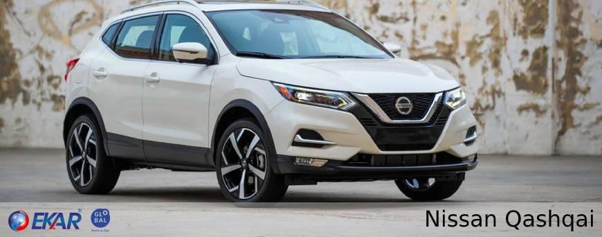 Nissan QASHQAI Özellikler Nissan QASHQAI Kiralama Koşulları