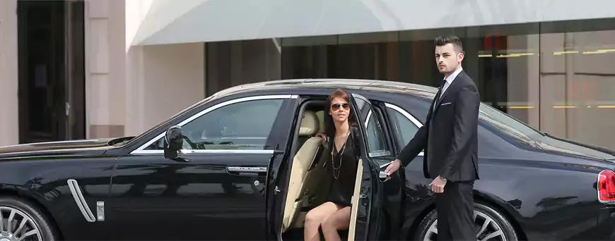 Chauffeur-Driven Car Rental Service