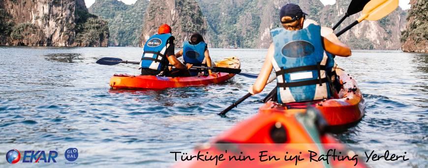 Araç Kiralama , Rafting Sporu , Rafting Yerlerine Ulaşım
