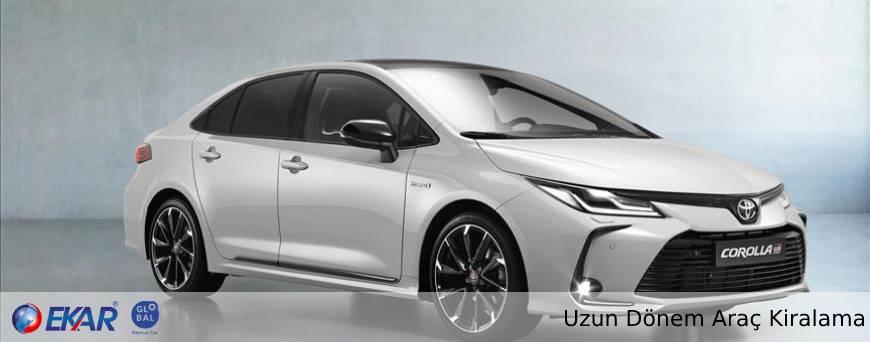 Uzun Dönem Araç Kiralama Avantajları - Ekar Global Rent A Car